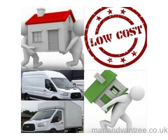 Hire Cheap Removal Services Moving Office House Clearance Man & Van Home Furniture