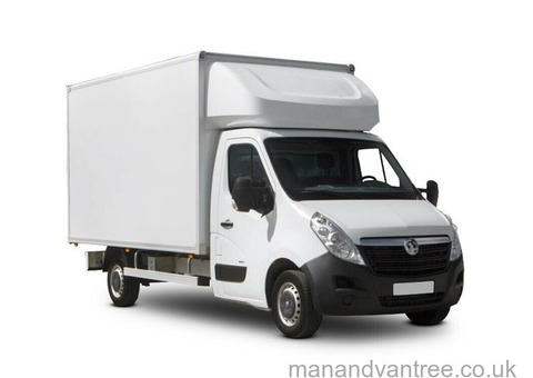 man&Van London removal services