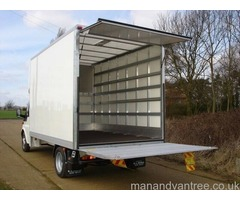 All areas Professional Man and van hire office removals house clearance luton vans available