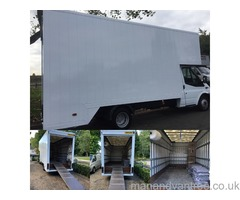 Big Man and Van Removals Full house packing and moves, house clearances Call now for free quote