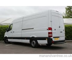 Cheapest Short-Notice Man and Van Hire from £15ph Rubbish Clearence &