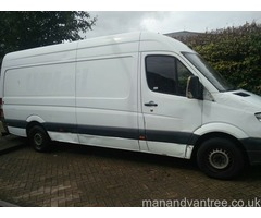 Man and Van/Truck Removals/Delivery/Clearance Service for House/Office