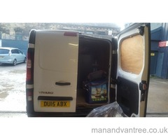 Van + Man for Moving stuffs around, Moving out, Removal Services and delivery