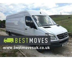 Man and Van - House Removals - Office Removals - Storage - Furniture Assembly - Removal Services