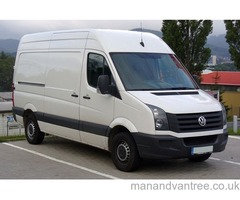 Man and Van Removal services Chester