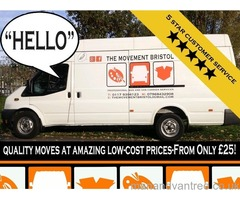 The Movement Bristol-Professional Man and Van Services-QUALITY MOVES at AMAZING LOW-COST PRICE