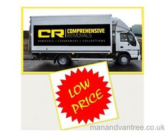 CHEAP ESSEX REMOVALS MAN & VAN HIRE SERVICE