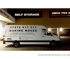 MAN & VAN - HOUSE REMOVALS - RUBBISH CLEARANCE