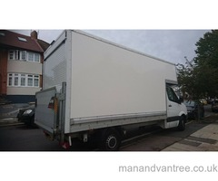 House , Office, Flat Removals, Man and Van Service in North London & all UK