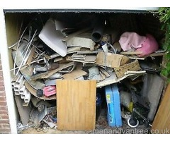 Charlie's rubbish and garden waste clearance