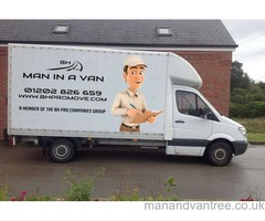 Removal Service - Local & long distance moves - BH Pro Move - Man & Van jobs
