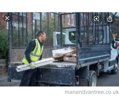 MAN AND VAN ALL HOUSEHOLD RUBBISH AND COMMERCIAL WASTE REMOVED