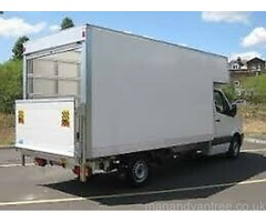 REMOVAL SERVICES / MAN WITH A VAN / COURIER SERVICES Bobbersmill