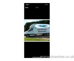 MAN AND VAN HOUSE REMOVALS OFFICE MOVES FREE ESTIMATES