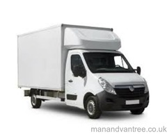 24/7 Man and Van Removal Services House, Luton Van, Delivery Man and Van