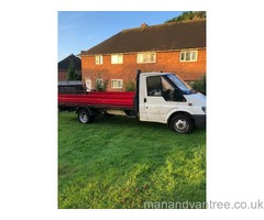 Man with a van for all your needs whether it be house removals/house clearances/moving house
