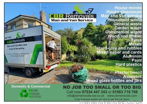 CBR REMOVALS & WASTE RECYLING