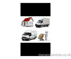 Man in Van Removals Handsworth