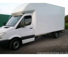 HOUSE REMOVALS MAN AND VAN FROM £20 P/H