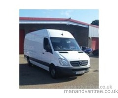 Man and Van Anytime Anywhere for Removals - same day courier