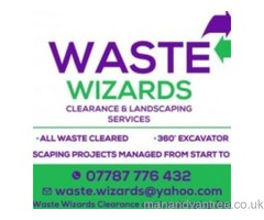 WASTE WIZARDS CLEARANCE AND LANDSCAPING SERVICES