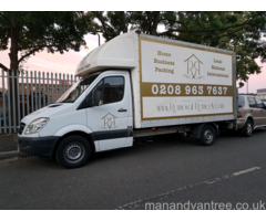 Trusted Man And Van - #1 Gumtree Removals