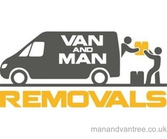Man and Van - delivery, collections and moving
