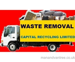 BEST PRICE ALL LONDON RUBBISH REMOVAL BUILDER WASTE COLLECTION