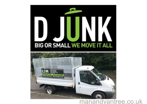 Same day service D Junk Rubbish Removal glasgow and surrounding areas