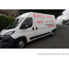 RELIABLE MAN & VAN – REMOVALS / CLEARANCES