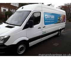 MAN AND VAN REMOVAL SERVICES NOTTINGHAM BIG OR SMALL JOBS STUDENT MOVES