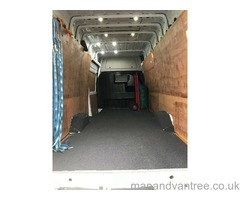 From £20 Man & Van REMOVAL Services Clean carpeted vans