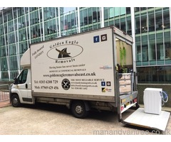 Golden Eagle Removals London Chelsea