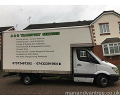 Removals, House, office, shops or business moves & Man & Van Services