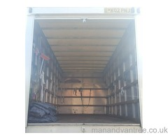 Man & Van - Moving Home - House Removals - Delivery's - Pickups - Short Notice