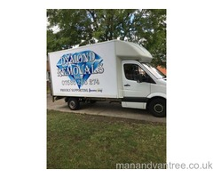 Removals/man and van service Cardiff