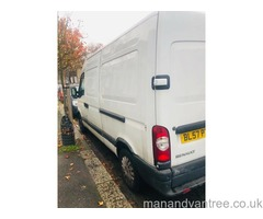Short notice man and van removal service London