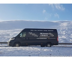 Man with a large van 4 man team from £15 Glasgow
