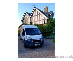Man and Van (2 Men) From £30