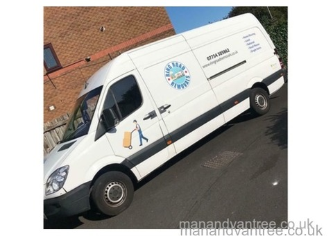 REMOVALS MAN AND VAN COURIER SERVICE MANCHESTER