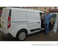 Man and cheap van hire trusted clean secure Birmingham