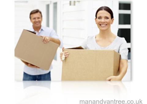 Man and Van Northwood House and office Removals with Free Insurance
