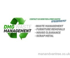 House clearances / Garden waste / waste removal / scrap metal