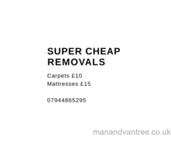 CHEAP REMOVALS / CLEARANCE / RUBBISH FROM £10