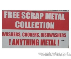 FREE SCRAP METAL COLLECTION LIVERPOOL