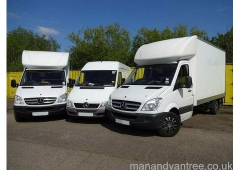 Man and Van Richmond Upon Thames, we don just cover Richmond we also cover cover London