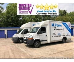 Man with a van - house removals services in Derby - Nottingham