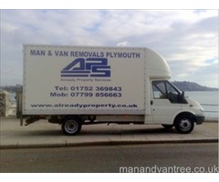 APS Removals and Clearances Plymouth Devon house and garage clearances