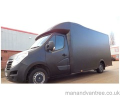 Man van hire delivery removal cheap 24/7 courier big van Luton