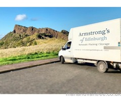 MAN WITH XL VAN SERVICE - EDINBURGH - Removals, House move